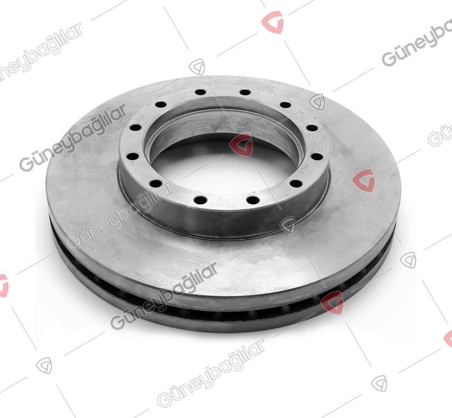 MITSUBISHI - FUSO CANTER EURO6 12> - FREN DISKI ARKA - BRAKE DISC, REAR MX925100